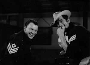 """Sergeants 3""Frank Sinatra, Dean Martin1962 United Artists © 1978 Ted Allan - Image 4115_0072"