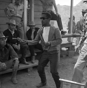 """Sergeants 3""Sammy Davis Jr.1962 United ArtistsPhoto by Ted Allan** I.V. - Image 4115_0091"