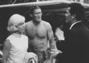Doris Day, Chuck Connors, James Garner1963 20th Century Fox - Image 4138_0001