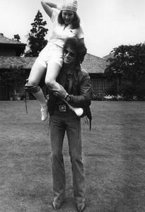 """Shampoo"" Carrie Fisher, Warren Beatty 1975 Columbia  - Image 4139_0004"
