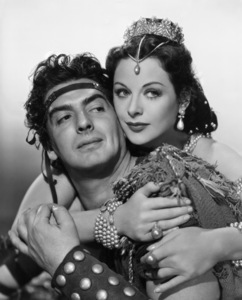 """""""Samson and DelillahHedy Lamarr, Victor Mature1949 Paramount PicturesPhoto by A.L. Whitey Schafer - Image 4161_0012"""