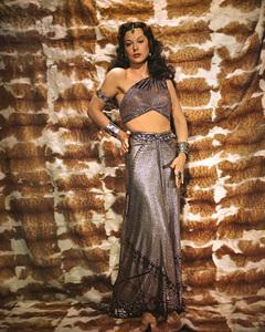 """""""Samson and Delilah""""Hedy Lamarr1950 Paramount**I.V. - Image 4161_0020"""
