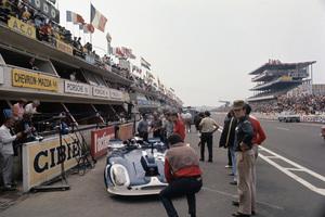 """Le Mans""1971 Solar© 1978 Mel Traxel - Image 4170_0007"