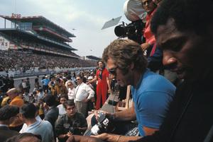 """""""Le Mans""""Steve McQueen1971 Solar Productions © 1978 Mel TraxelMPTV - Image 4170_0008"""