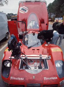 """Le Mans""Ferrari 512 S1971 Solar Productions © 1978 Mel TraxelMPTV - Image 4170_0009"