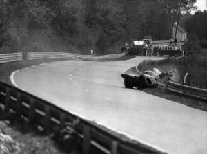 """""""Le Mans""""Porsche 917 Car Crash1971 Solar Productions - Image 4170_0015"""