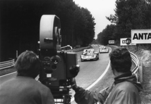 """""""Le Mans""""Auto Race Ferrari 512S, Porsche 917, Lola 1971 Solar Productions - Image 4170_0019"""
