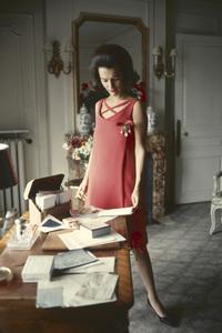 Lee Radziwill in Dior1960© 2013 Mark Shaw - Image 4178_0024