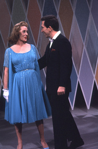 """""""Andy Williams Show, The"""" 1962.Bette Daivs, Andy Williams © 1978 David Sutton - Image 4183_0007"""