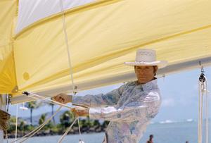 """Hawaii Five-O""Jack Lordcirca 1973** H.L. - Image 4187_0019"