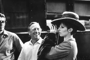 """""""Funny Girl""""Herb Ross,Ray Stark(producer),Barbra Streisand1968 - Image 4209_0032"""