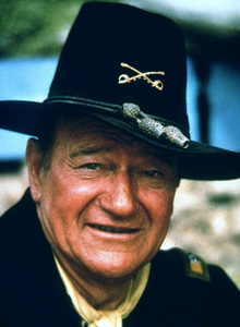 """Rio Lobo,"" John WayneCinema Center 1970. © 1978 David Sutton - Image 4229_0002"