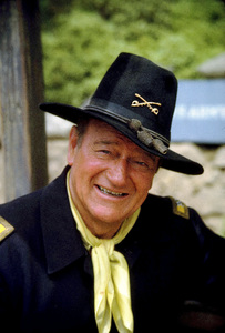 """Rio Lobo,"" John WayneCinema Center 1970. © 1978 David Sutton - Image 4229_0003"