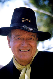 """Rio Lobo,"" John WayneCinema Center 1970. © 1978 David Sutton - Image 4229_0006"
