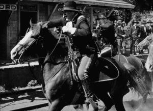 """Rio Lobo,"" John WayneCinema Center 1970. © 1978 David Sutton - Image 4229_0008"