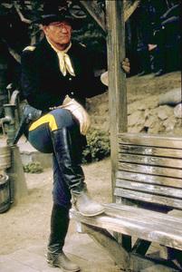 """Rio Lobo,"" John WayneCinema Center 1970. © 1978 David Sutton - Image 4229_0018"