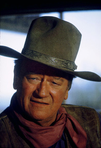 """Rio Lobo,"" John WayneCinema Center 1970. © 1978 David Sutton - Image 4229_0022"