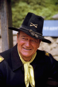 """Rio Lobo,"" John WayneCinema Center 1970. © 1978 David Sutton - Image 4229_0023"