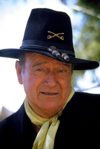 """Rio Lobo,"" John WayneCinema Center 1970. © 1978 David Sutton - Image 4229_0024"