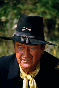 """Rio Lobo,"" John WayneCinema Center 1970. © 1978 David Sutton - Image 4229_0025"