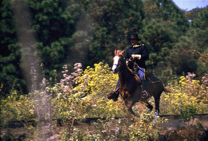 """Rio Lobo,""John WayneCinema Center 1970. © 1978 David Sutton - Image 4229_0030"