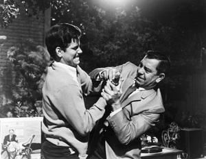 """Dragnet""Jack Webb, Mickey Sholdarcirca 1967**I.V. - Image 4243_0005"