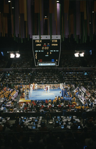 Olympics (boxing finals)1984© 1984 Ron Avery - Image 4271_0020