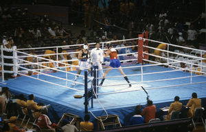 Olympics (boxing finals)1984© 1984 Ron Avery - Image 4271_0022