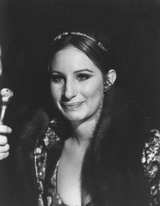 """""""Golden Globe Awards""""Barbra Streisand1969 © 1978 Gunther - Image 4276_0005"""