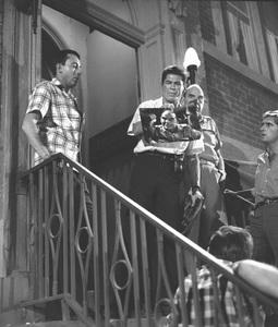 """Man With A Camera""Charles Bronsoncirca 1958 © 1978 Ted Allan - Image 4277_0003"