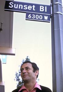 """""""The Joey Bishop Show""""Joey Bishop1967 © 1978 Gene Trindl - Image 4288_0007"""