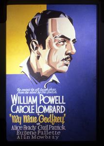"""""""My Man Godfrey""""Poster1936 Universal**I.V. - Image 4289_0002"""
