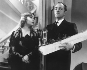"""My Man Godfrey""Carole Lombard, William Powell1936 Universal**I.V. - Image 4289_0004"