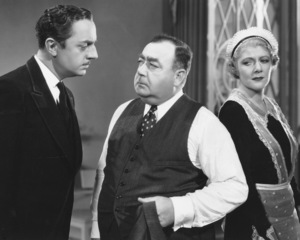 """My Man Godfrey""William Powell, Eugene Pallette, Jean Dixon1936 Universal**I.V. - Image 4289_0008"