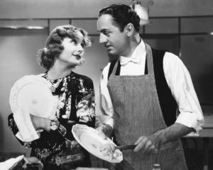 """My Man Godfrey""Carole Lombard, William Powell1936 Universal**I.V. - Image 4289_0013"