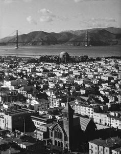 San Francisco, Californiacirca 1950s© 1978 Bud Fraker - Image 4306_0002