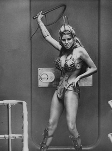 """""""The Magic Christian"""" Raquel Welch 1969 Commonwealth United - Image 4321_0001"""