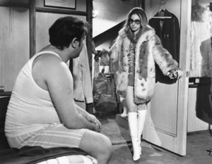 """""""The Owl and the Pussycat""""Barbra Streisand1970 Columbia**I.V. - Image 4350_0003"""