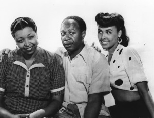 """Cabin in the Sky""Ethel Waters, Eddie ""Rochester"" AndersonLena Horne1943 MGM - Image 4373_0001"
