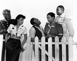 """Cabin in the Sky""Rex Ingram, Lena Horne, Eddie"