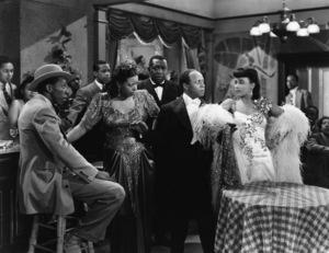 """""""Cabin in the Sky"""" Lena Horne 1943 ** I.V. - Image 4373_0012"""