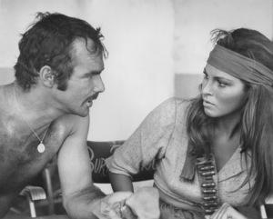 """100 Rifles""Burt Reynolds, Raquel Welch1969 20TH Century Fox © 1978 Gunther - Image 4377_0012"