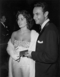 """Academy Awards - 20th Annual""Elizabeth Taylor, Stanley Donen1948**I.V. - Image 4387_0002"