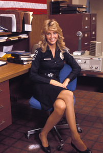 """T.J. Hooker""Heather Locklear © 1982 Gene Trindl - Image 4396_0049"
