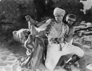 """Son of the Sheik""Rudolph Valentino, United Artists, 1926, **I.V. - Image 4408_0008"