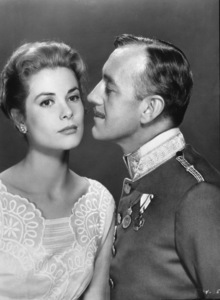 """Swan, The""Grace Kelly, Alec Guinness1956 MGM**I.V. - Image 4415_0013"
