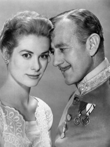 """Swan, The""Grace Kelly, Alec Guinness1956 MGM**I.V. - Image 4415_0014"