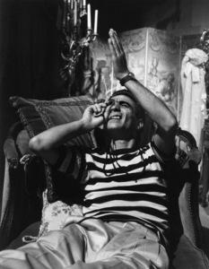 """The Naked Maja""Cinematographer Giuseppe Rotunno1958© 1978 Sanford Roth / A.M.P.A.S. - Image 4438_0013"