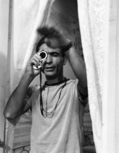 """The Naked Maja""Cinematographer Giuseppe Rotunno1958© 1978 Sanford Roth / A.M.P.A.S. - Image 4438_0014"