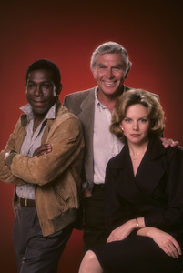 """Matlock""Andy Griffith, Linda Purl, Kene Holliday© 1986 Mario Casilli - Image 4442_0018"